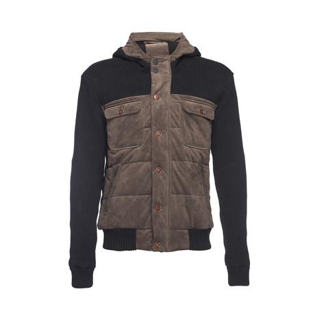 Lodge Jacket // Black (XS)