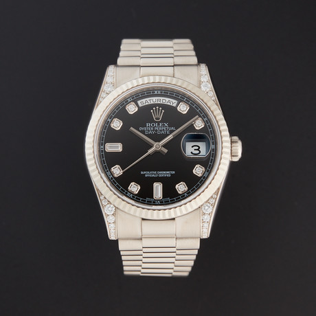 Rolex Day-Date Automatic // 118339 // M Serial // Pre-Owned