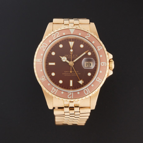 Rolex GMT-Master Automatic // 16758 // 8.6 Million Serial // Pre-Owned