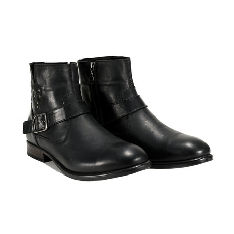 Gilmour Boot // Black (US: 6.5)
