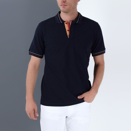 Jere Polo // Dark Blue (Small)
