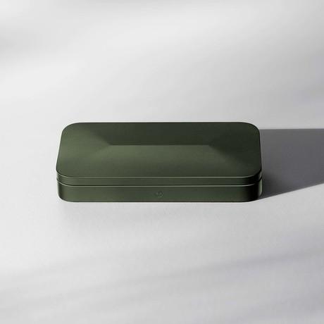 TROVA GO // Olive Green (No Sleeve)