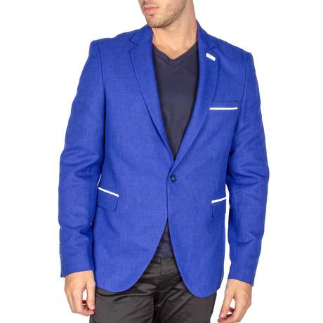 Jake Evening Blazer // Royal Blue (US: 40R)