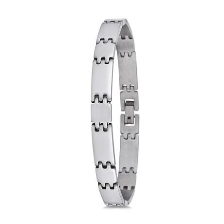 Shadow Bracelet // Silver
