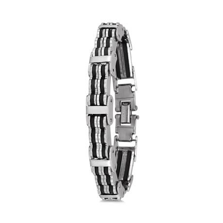 Grove Bracelet // Silver