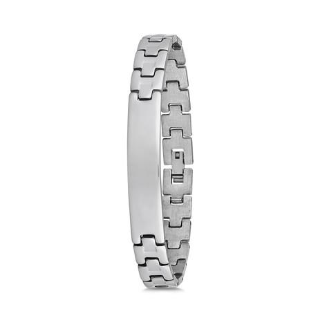 Linwood Bracelet // Silver
