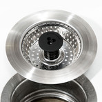 Kitchen SinkShroom 2 Pack // Revolutionary Kitchen Sink Strainer