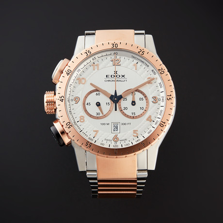 Edox Chronorally 1 Quartz // 10305 357RM AR1