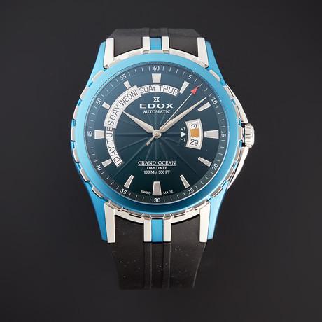 Edox Grand Ocean Automatic // 83006 357BCA BUIN
