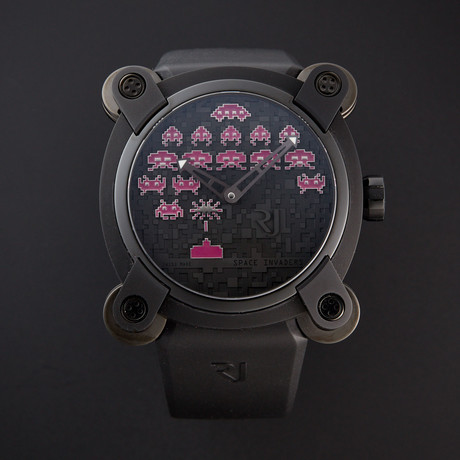 Romain Jerome Space Invaders Automatic // RJ.M.AU.IN.006.07 // Unworn