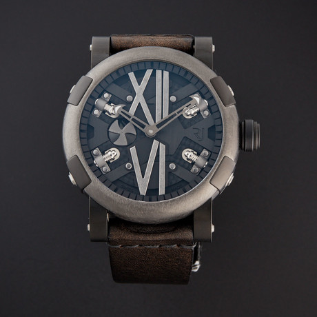 Romain Jerome Steampunk Automatic // RJ.T.AU.SP.007.01 // Unworn