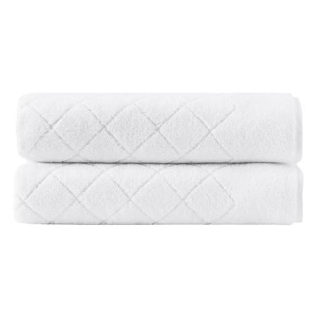 Samsun // 2 Piece // Bath Sheets (Anthracite)
