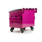 Mini Dumpster // Sparkle Purple