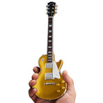 Gibson 1957 Les Paul Gold Top Mini Guitar Replica