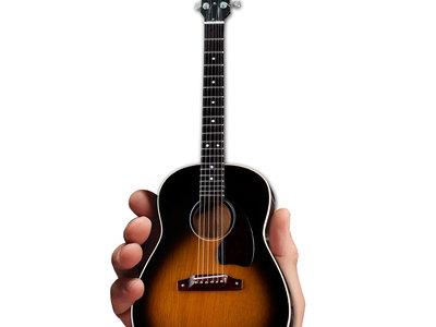 photo of Gibson J-45 Vintage Sunburst Mini Guitar by Touch Of Modern