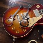 Gibson 1959 Les Paul Standard Cherry Sunburst Mini Guitar Replica
