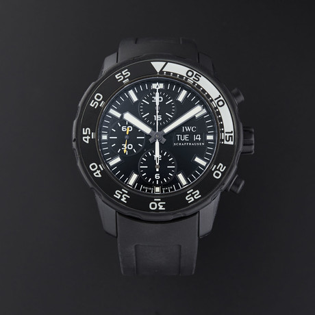 IWC Aquatimer Chronograph Automatic // IW376705 // Pre-Owned