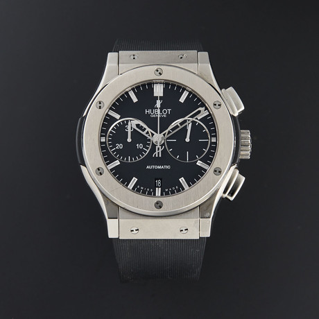 Hublot Classic Fusion Chronograph Automatic // 541.NX.7070.LR // Pre-Owned
