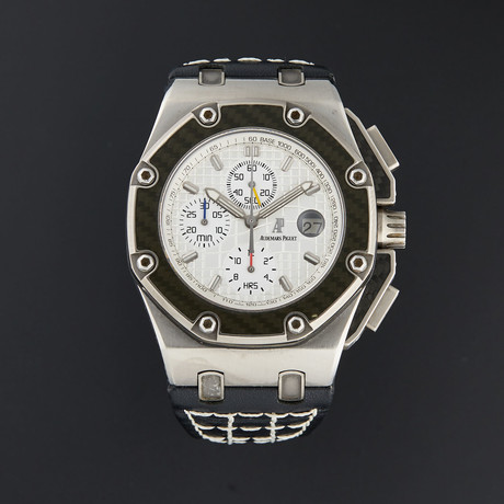 Audemars Piguet Offshore Juan Pablo Montoya Chronograph Automatic // 26030IO.OO.D001IN.01 // Pre-Owned