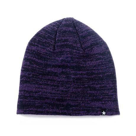 Cozy Beanie // Purple Haze