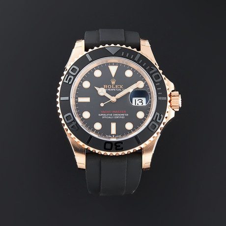 Rolex Yacht-Master Automatic // 126655 // Random Serial // New