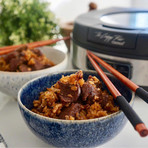 The Crispy Rice Cooker