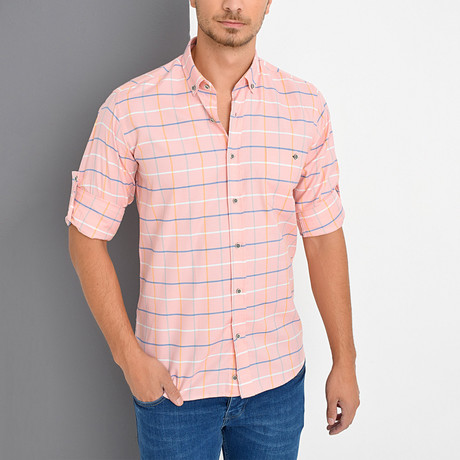 Donte Shirt // Pink (Small)