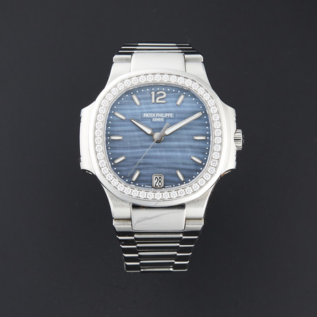 Patek Philippe Nautilus Automatic // 7018/1A // Pre-Owned