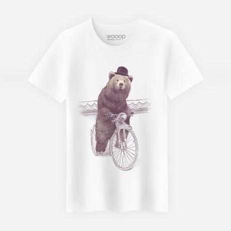 Barnabus T-Shirt // White (S)