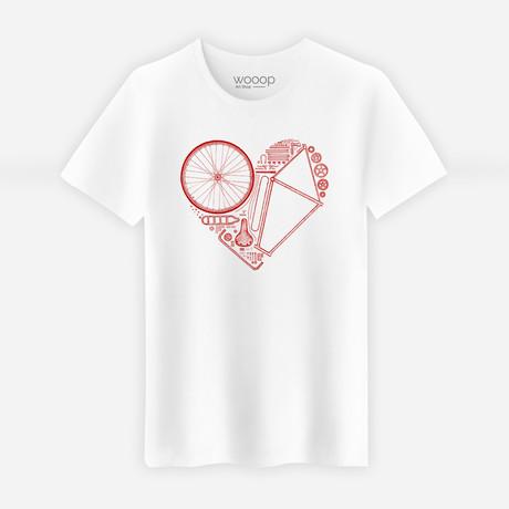 Tee T-Shirt // White (S)
