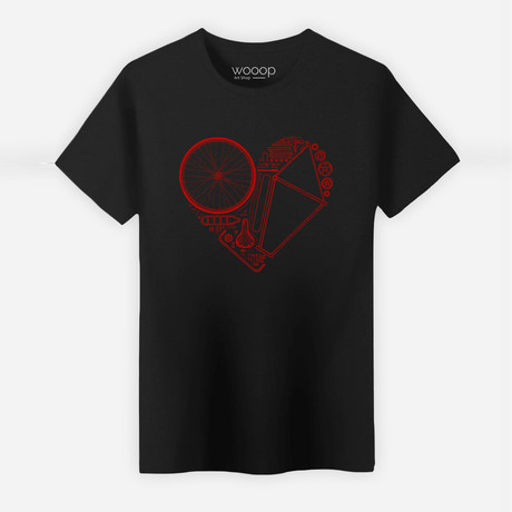 Tee T-Shirt // Black (S)