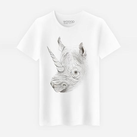 Rhinoplasty T-Shirt // White (S)