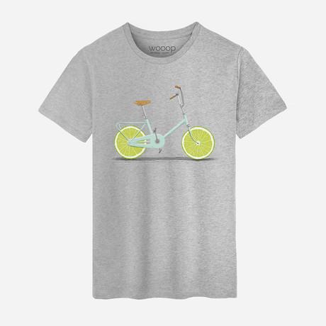 Acid T-Shirt // Gray (S)