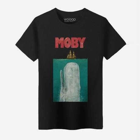 Moby T-Shirt // Black (S)