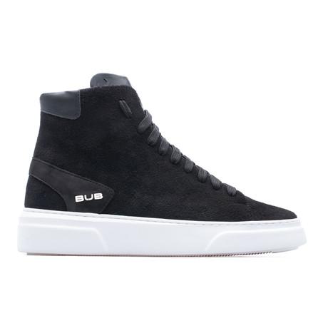 High Top Sneaker II // Black (Euro: 39)