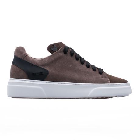 Low Top Sneaker // Mink + Brown (Euro: 39)