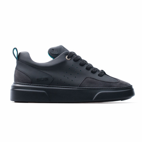 Low Top Sneaker I // Black (Euro: 39)