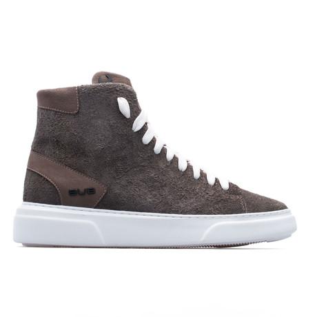 High Top Sneaker // Mink (Euro: 39)