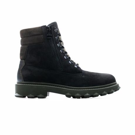 Army Boot // Black Nubuck (Euro: 39)