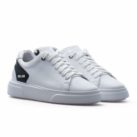 Low Top Sneaker // White (Euro: 39)