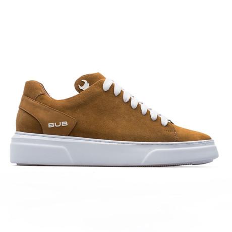 Low Top Sneaker // Tobacco (Euro: 39)