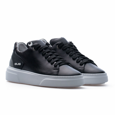 Low Top Sneaker II // Black (Euro: 39)