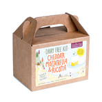 Dairy-Free Cheddar, Mozzarella + Ricotta Kit