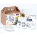 Dairy-Free Brie, Feta, Chevre + Fondue Kit