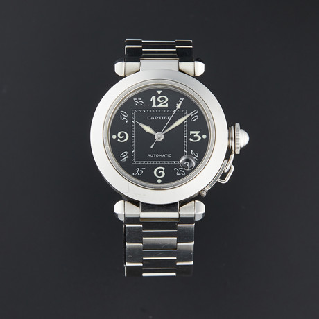 Cartier Pasha Automatic // W31024M7 // Pre-Owned