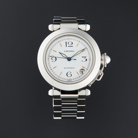 Cartier Pasha Automatic // W31015M7 // Pre-Owned