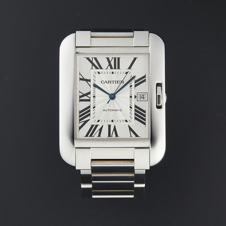 Cartier Tank Anglaise Automatic // W5310008 // Pre-Owned