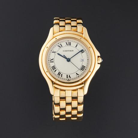 Cartier Ladies Cougar Quartz // 887904 // Pre-Owned
