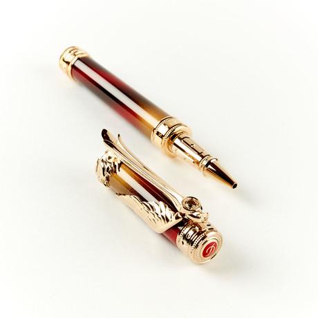 ST Dupont Phoenix Renaissance Rollerball Pen // 242035
