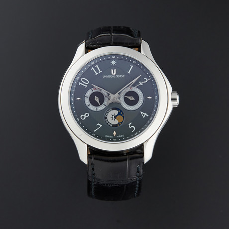 Universal Geneve Okeanos Moon Timer Automatic // 871.104 // Pre-Owned
